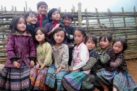 ethnic children